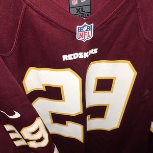 Washington Redskins- Derrius Guice Jersey
